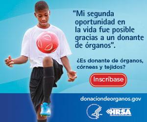 Mi segunda oportunidad en la vida fue posible gracias a un donante de órganos